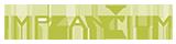 Implantium logo